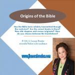 Origins of the Bible